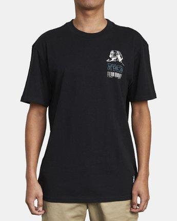4 Lost Souls - Graphic T-Shirt for Men Black S1SSRARVP0 RVCA