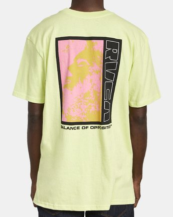 8 Monolith - Pocket T-Shirt for Men  S1SSRBRVP0 RVCA