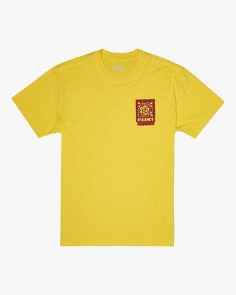 1 Hot Fudge La Rosa - T-Shirt for T-Shirt  S1SSRGRVP0 RVCA