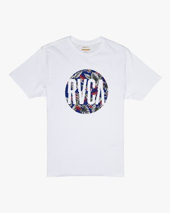 0 Big Motors - T-Shirt for Men White S1SSRORVP0 RVCA