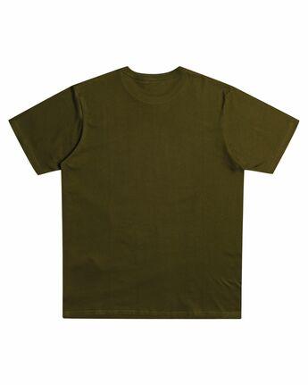 1 Big RVCA - T-Shirt for Men Red S1SSRPRVP0 RVCA