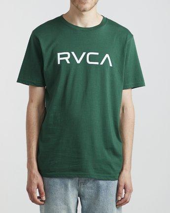 2 Big RVCA - T-Shirt for Men Green S1SSRPRVP0 RVCA