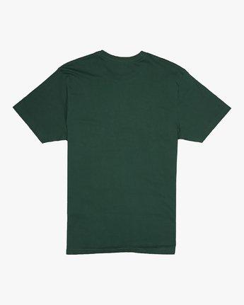 1 Balance - T-Shirt for Men Green S1SSRVRVP0 RVCA