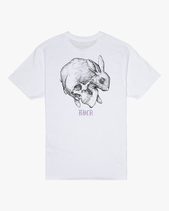 Benjamin Jeanjean Skull Rabbit - T-Shirt for Men  S1SSRWRVP0
