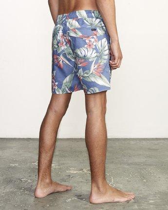 "5 Controller 17"" - Elastic Waist Shorts for Elastic Waist Shorts  S1VORCRVP0 RVCA"