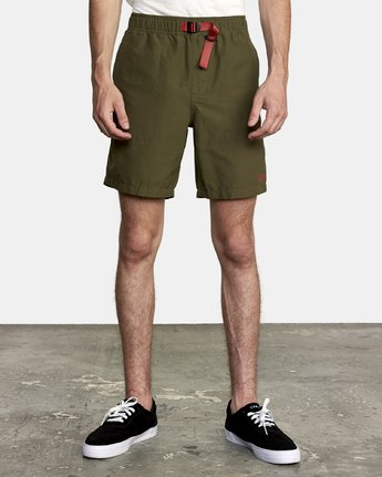 "Civic 18"" - Hybrid Short / Board Shorts for Men  S1WKRARVP0"