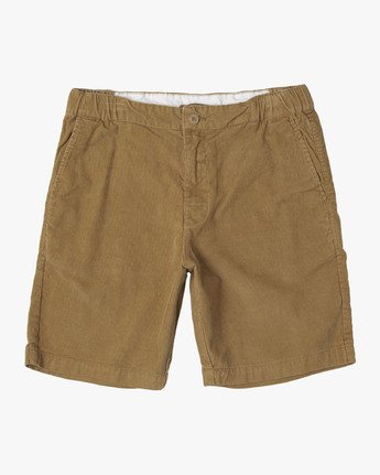 "All Time Slate 18"" - Solid Shorts for Men  S1WKRKRVP0"