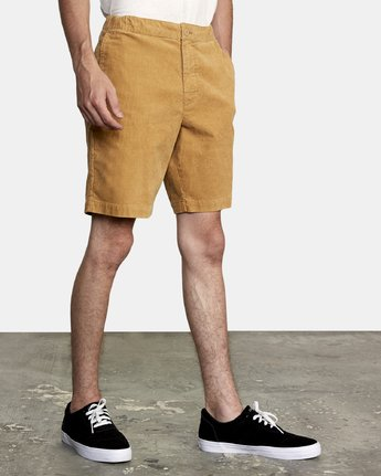 """3 All Time Slate 18"""" - Solid Shorts for Men  S1WKRKRVP0 RVCA"""