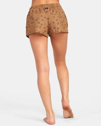 3 Synced Up - Swim Shorts for Women  S3BSRARVP0 RVCA