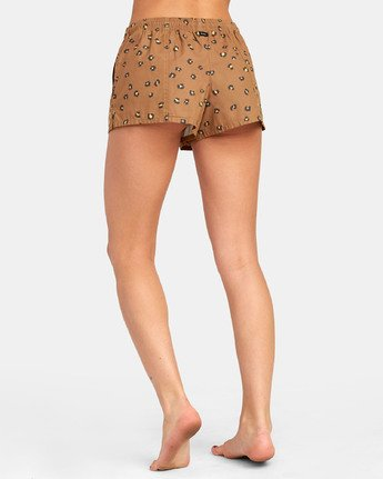 4 Synced Up - Swim Shorts for Women  S3BSRARVP0 RVCA