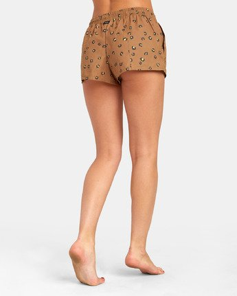 5 Synced Up - Swim Shorts for Women  S3BSRARVP0 RVCA
