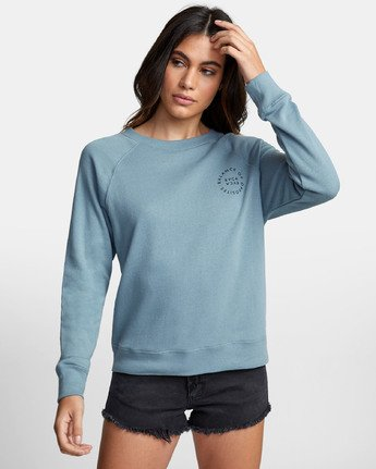VA Circle Pullover - Sweatshirt for Women  S3CRRCRVP0