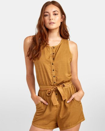 Latter - Sleeveless Romper for Women  S3ONRKRVP0