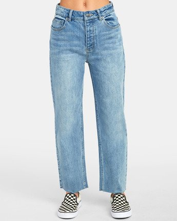 Holli - High Waisted Cropped Jeans for Women  S3PNRARVP0