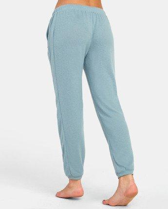4 Kickback - Pantaloni Lounge da Donna Gray S3PTRBRVP0 RVCA