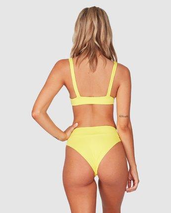 1 Solid - High Rise Bikini Bottoms for Women  S3SBRMRVP0 RVCA