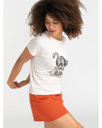 1 Benjamin Jeanjean Benjamin - T-Shirt for T-Shirt White S3SSRERVP0 RVCA