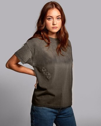 Johanna Olk Au Revoir - Oversized T-Shirt for Oversized T-Shirt  S3TPRERVP0