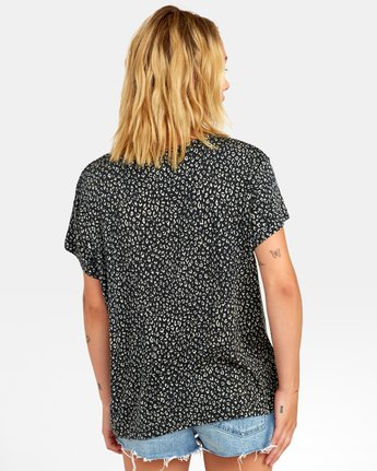 3 Suspension - All-Over Print T-Shirt for Women  S3TPRPRVP0 RVCA