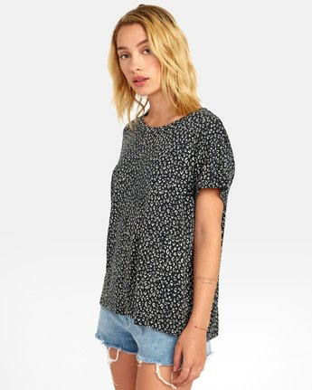 1 Suspension - All-Over Print T-Shirt for Women  S3TPRPRVP0 RVCA
