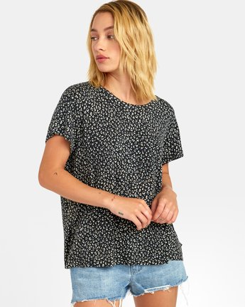 2 Suspension - All-Over Print T-Shirt for Women  S3TPRPRVP0 RVCA