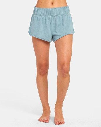2 Afternoon  - Lounge Shorts für Damen Grau S3WKRJRVP0 RVCA