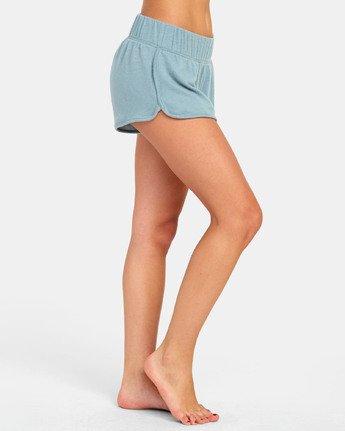 3 Afternoon  - Lounge Shorts für Damen Grau S3WKRJRVP0 RVCA