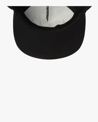 1 SHOYOROLL X BUCHECHA HAT Black S4CPRARVP0 RVCA