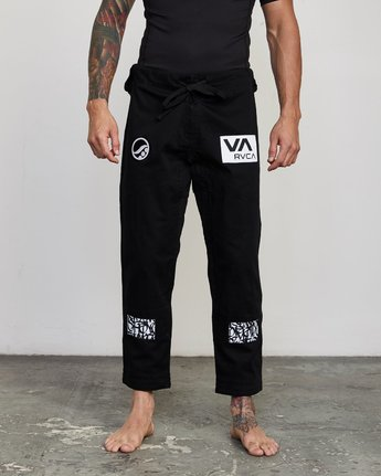 1 RVCA Shoyoroll - Jiu-Jitsu Gi for Men Black S4ESRARVP0 RVCA