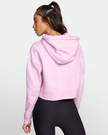 3 Sport  - Hooded Sweatshirt for Women  S4HOWARVP0 RVCA