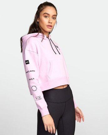 2 Sport  - Hooded Sweatshirt for Women  S4HOWARVP0 RVCA