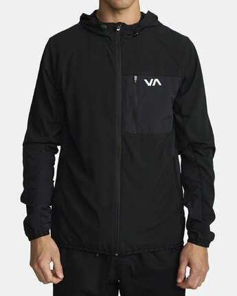 Yogger  - Lightweight Windbreaker Jacket for Men  S4JKMBRVP0