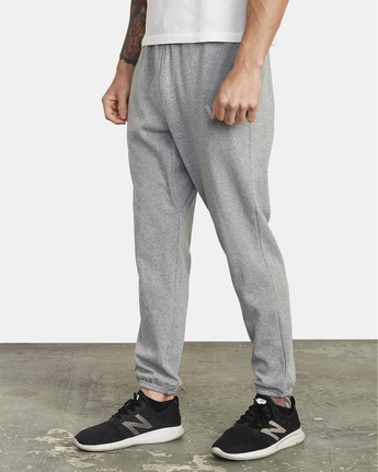 3 Swift Sweat - Pantalon de jogging pour Homme Gris S4PTMCRVP0 RVCA