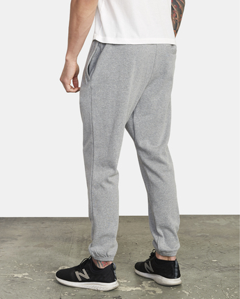 4 Swift Sweat - Pantalon de jogging pour Homme Gris S4PTMCRVP0 RVCA