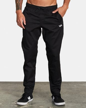 Spectrum III - Elasticated Trousers for Men  S4PTMDRVP0