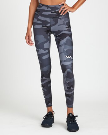 RVCA Sport - Athletic Legging for Women  S4PTWBRVP0