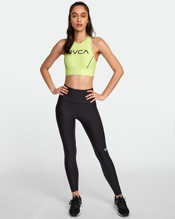 0 VA Longline Bra Ii - Sports Bra / Athletic Top for Women  S4UNWBRVP0 RVCA