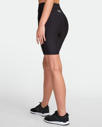 5 VA Di  Ii - Short de sport pour Femme Noir S4WKWARVP0 RVCA