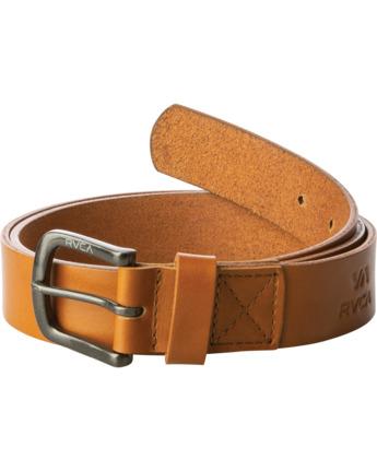 Truce - Leather Belt for Men  S5BLRCRVP0