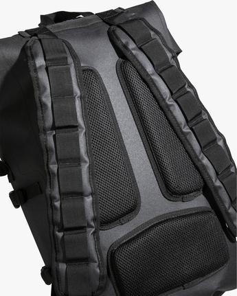 3 Weld Pack - Technical Roll-Top Backpack for Men Black S5BPRBRVP0 RVCA