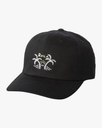Palm Life Cap - Strap Back Hat for Men S5CPRGRVP0