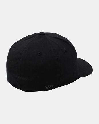 RVCA Flex Fit - Flexfit Hat for Men  S5CPRSRVP0