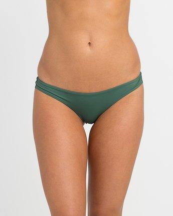 3 Solid Cheeky Bikini Bottoms  SJXB01SC RVCA
