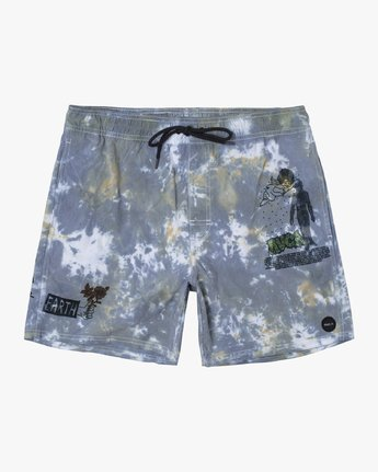 Liver Ideas - Board Shorts for Men  T1BSRBRVS0