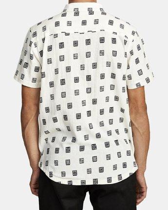 3 Hot Fudge Papel Picado - Short Sleeve Shirt for Men  T1SHRCRVS0 RVCA
