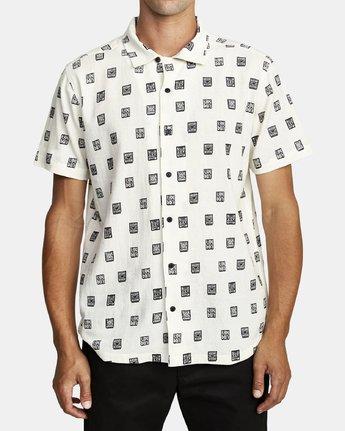 1 Hot Fudge Papel Picado - Short Sleeve Shirt for Men  T1SHRCRVS0 RVCA