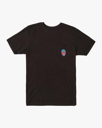 Hot Fudge Luchador - T-Shirt for Men  T1SSRFRVS0