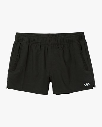 7 Womens Yogger Short Black T253QRYO RVCA