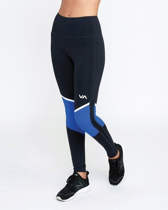 2 VA Levels Legging Red T301TRLE RVCA