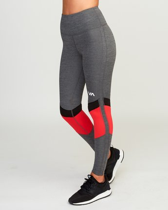 2 VA Levels Legging Brown T301TRLE RVCA